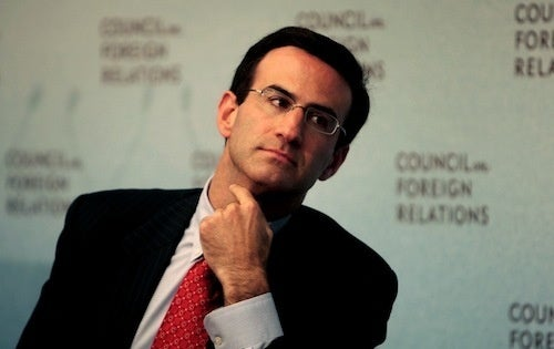 Is Peter Orszag Sexy? It's His Voice In The Morning