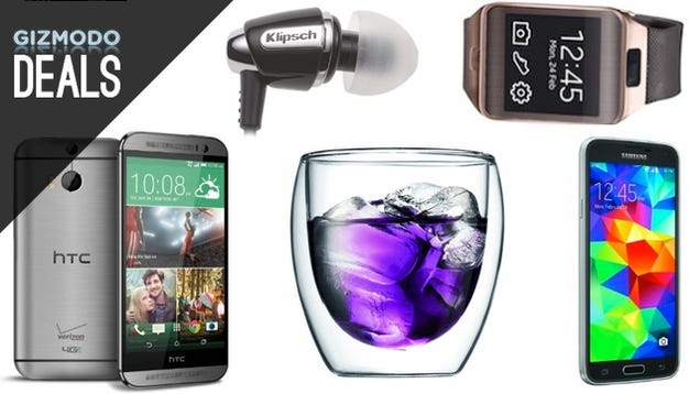 The Latest Androids on Sale, Wacom Bamboo Tablet, Klipsch Earbuds