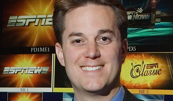 Horndog Hero David Berson Rumored Leaving ESPN (Kissing Suzy Update)