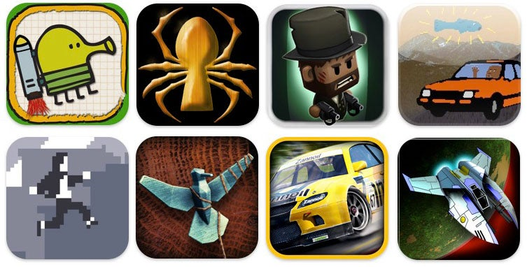 top game apps iphone