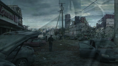 Falling Skies brings us a tale of two survivors