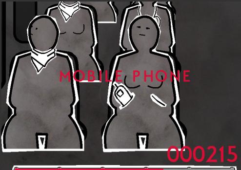 Metro Social Discomfort Simulator