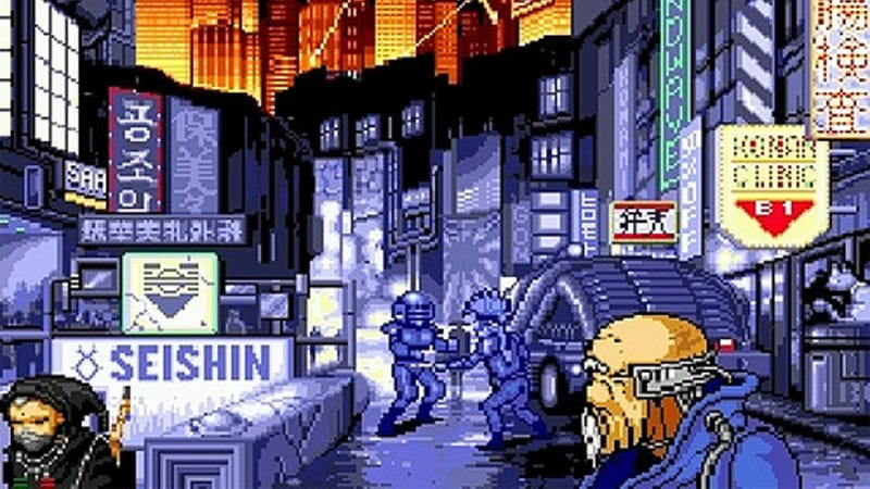The Darkest Cyberpunk Worlds In Japanese Video Games