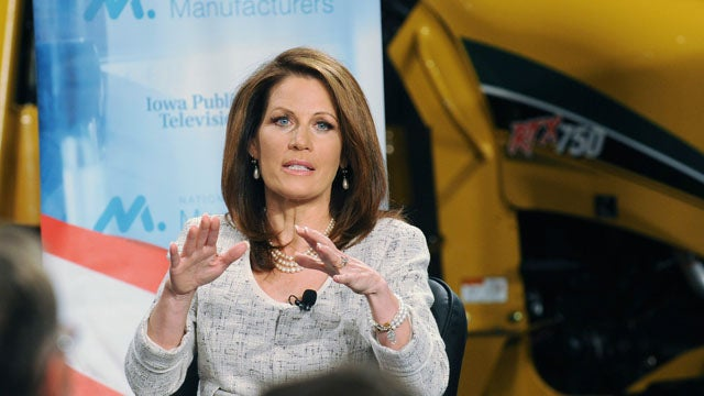 Bachmann: It 'Would Be Absurd' to Get Waterboarded to Prove It's Not Torture