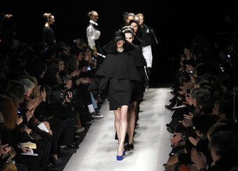 A Change Of Habit: Hills Are Alive With The Sound Of YSL