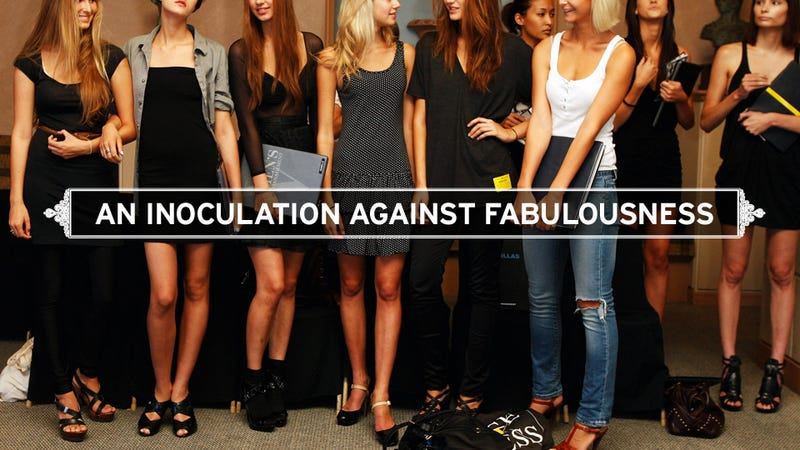 Oh, the Attenuated Humanity: Sitting In On a New York Fashion Week Model Casting