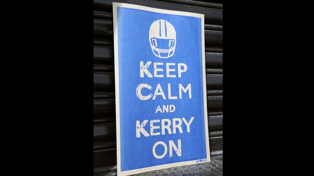 This Evening: Kerry On, Colts Fans