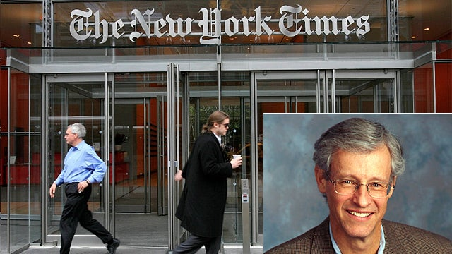 Contempt for NYT Public Editor Reaches New Heights
