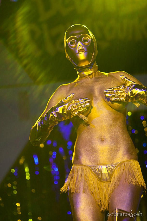 Star Wars Strippers We Never Want To See Again