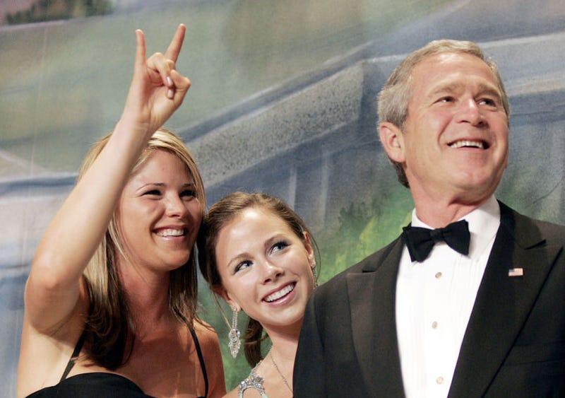 Jenna Bush's Secret Service Vehicle Towed For Unpaid Tickets