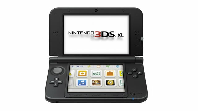 Nintendo Says The New 3DS Isn't Big Enough for a Second Analog Stick