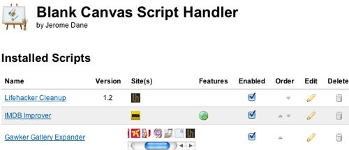 Blank Canvas Script Is Like Greasemonkey for Chrome