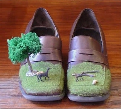 The Weirdest Shoes In The World