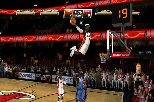 How the Free Agency Turnover Affects NBA Jam