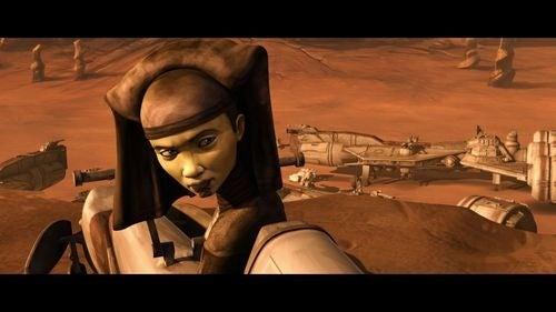 Clone Wars: Luminara In Trouble