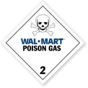 Feuding Women Inadvertently Create Toxic Gas In the Middle of a Wal-Mart