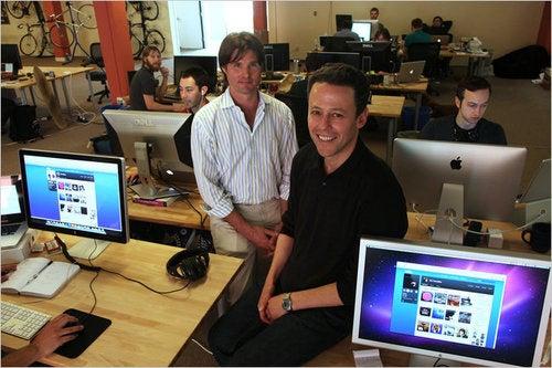 Kazaa Creators Launch New Music Subscription Service
