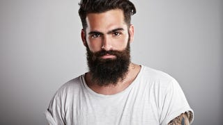 Study Says Men'sBeardsAre Gross and Filled With Poop