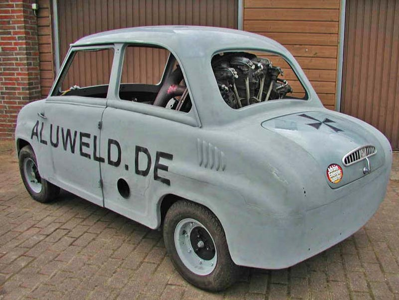 Awesome, Defined: The 10-Liter, Radial-Engined Goggomobil