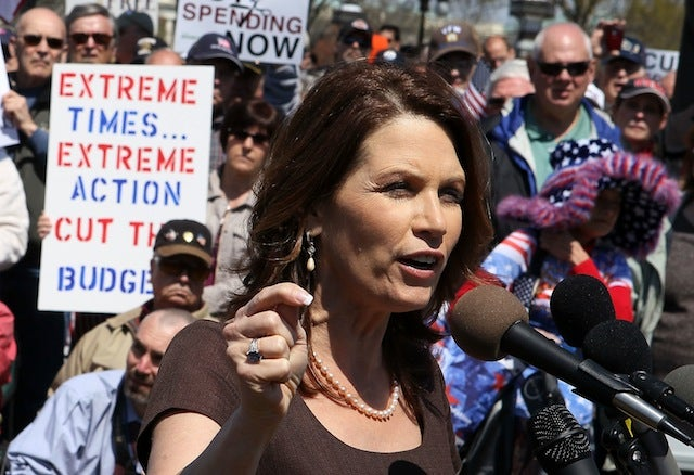 The Time Michele Bachmann Thought She'd Been Kidnapped By Lesbians