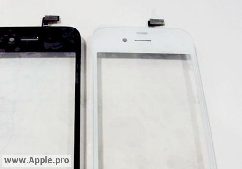 Would There Be an All White iPhone 4?