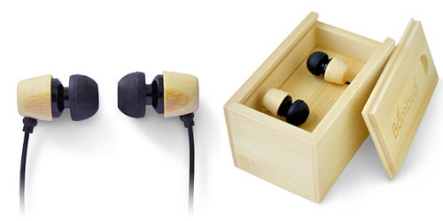 Bamboo Earbuds Are an Exercise in Simple Technology