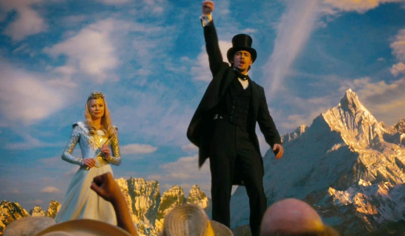 Oz the Great and Powerful Should Have Been a B-Movie