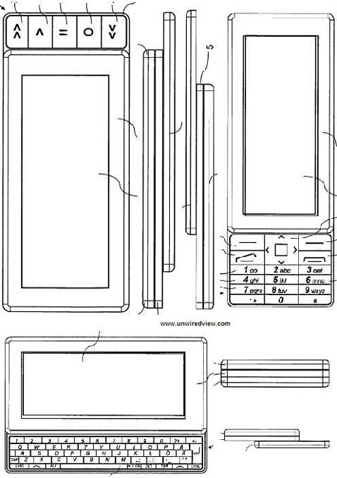 Nokia Triple Slider Concept Goes Over the Top