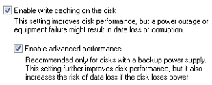 Speed up Hard Drive Performance in Vista