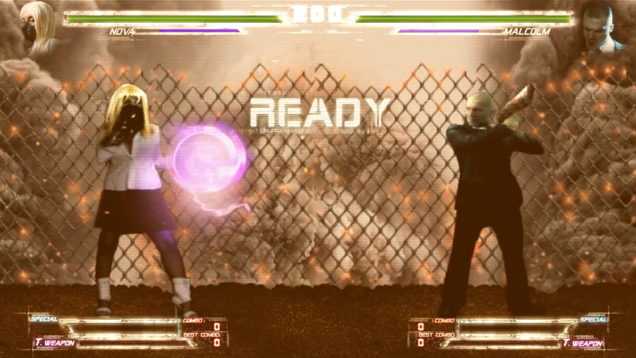 Mysterious Fighting Game Gets A New Trailer
