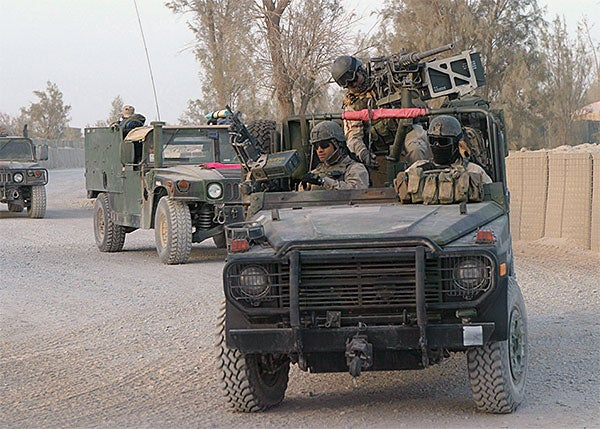What's Your Favorite Marine Corps Vehicle?