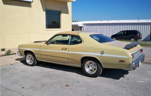 Go For the Gold Duster for $8,750!