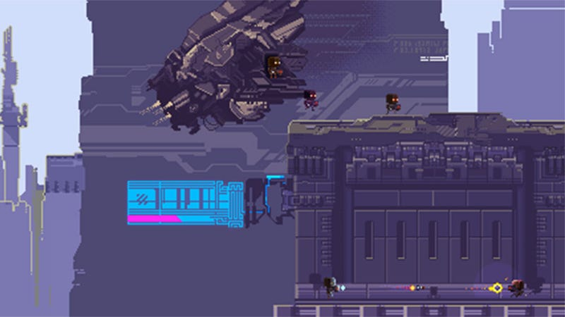 Bummer, That Awesome Cyberpunk Game/Trailer Is Dead In The Water