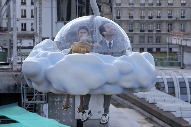 Michel Gondry Tells Us What It's Like to Build Movie Dreams Without CGI