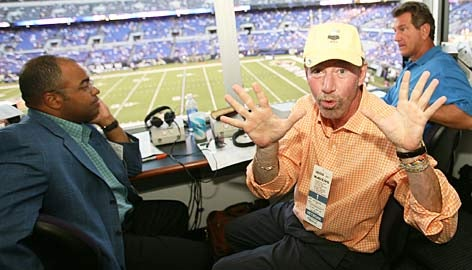 Tony Kornheiser Questions His Own Commitment To Monday Night Football