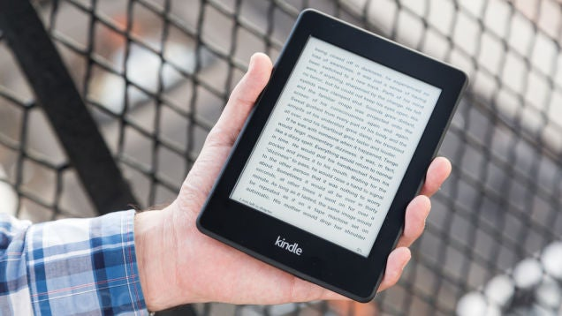 You Can Buy a Kindle Paperwhite Today For Just $85