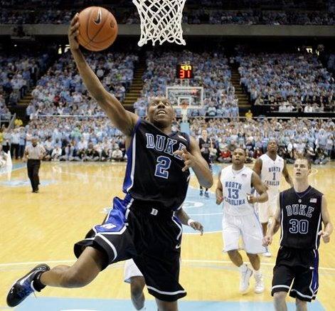 Last Night's Winner: Duke (Sorry.)