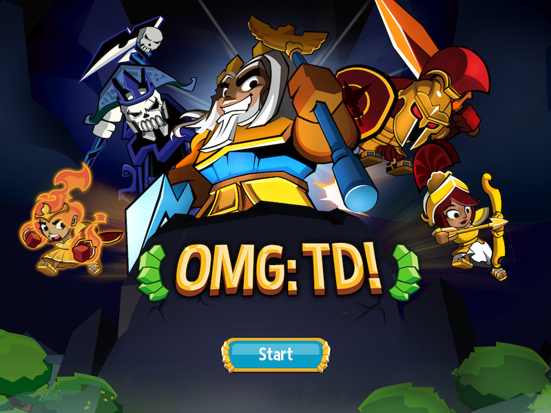 Summon The Gods! It's Time For Tower Defense