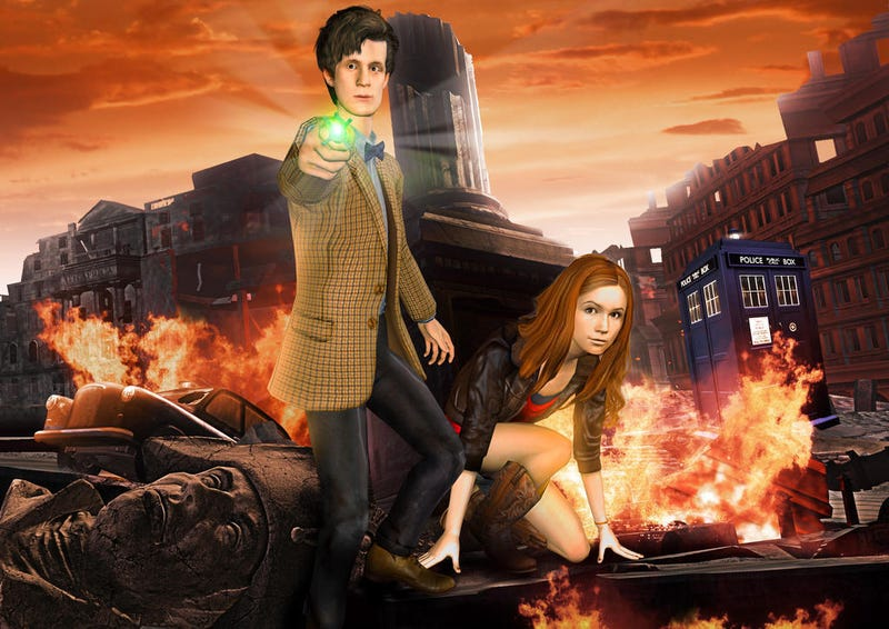 The new Doctor Who Adventure Game really does feel like a missing episode