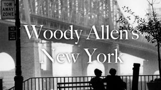 Woody Allen's Guide to New York, A Neurotic Love Letter