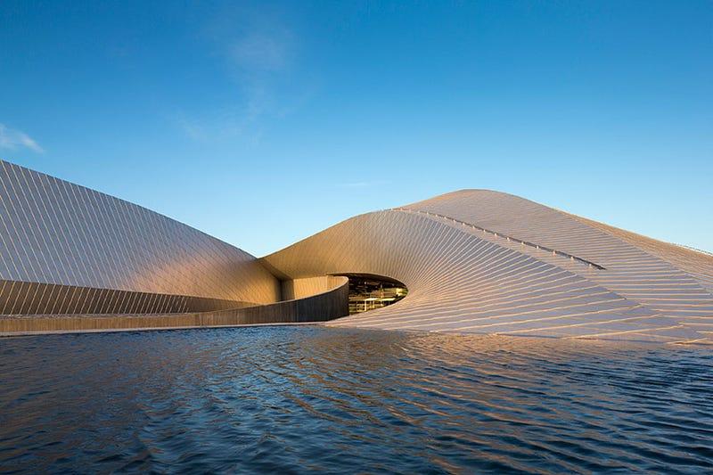 10 de los edificios más espectaculares del año