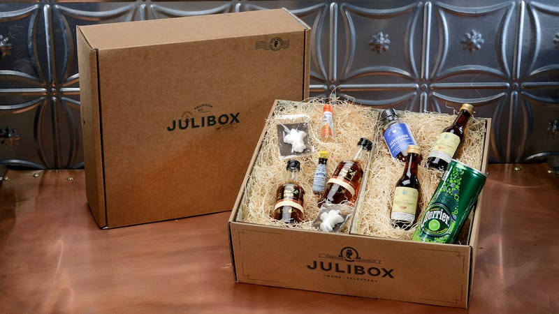 Julibox Sends New Cocktails Each Month, Expands Your Liquor Horizons