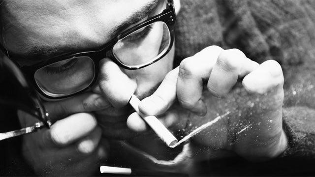 Flesh-Melting Cocaine Also Destroys Your Immune System