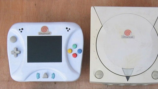 Buy a Dreamcast That'll Fit In Your Hand