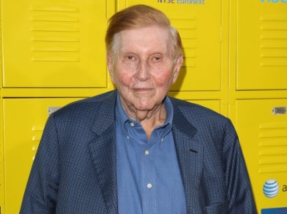 CBS Pays Off (One) Victim of Sumner Redstone's Agitation