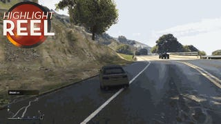 Nothing's Gonna Break This <i>GTA</i> Driver's Stride