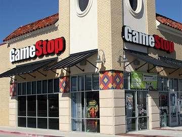 GameStop Does The CEO Shuffle