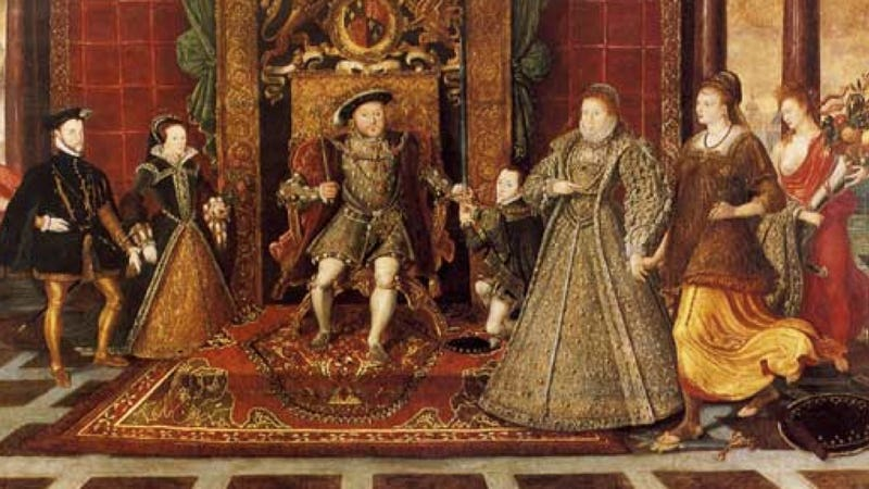 The biological reason why Henry VIII was a serial killer