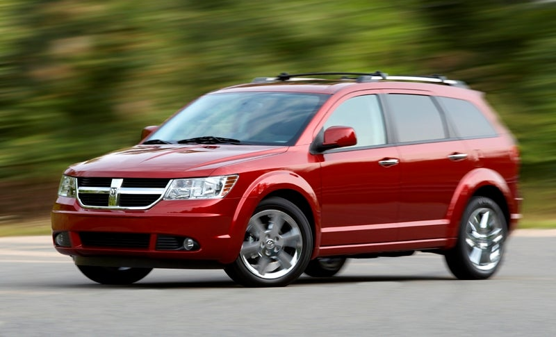 Dodge Journey is the least reliable new car in Finland