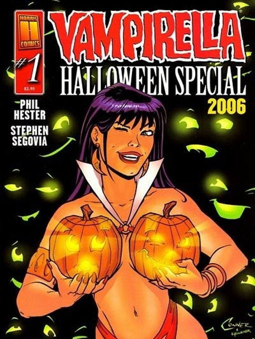 Weirdest And Most Wonderful Halloween Comic Covers